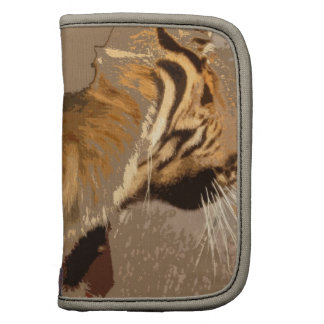 Tiger cry folio planners