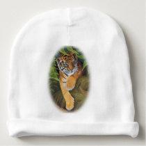 Tiger Cub Baby Hat