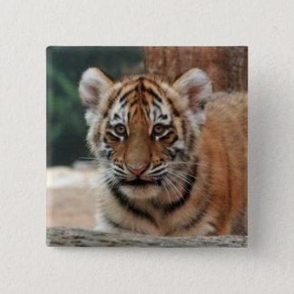 Tiger Cub Button