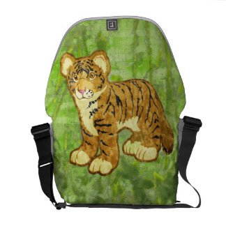 Tiger Cub Courier Bags