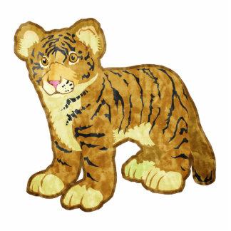 Tiger Cub Cutout