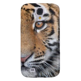 Tiger cub face samsung galaxy s4 cases