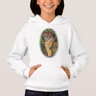 Tiger Cub Hoodies