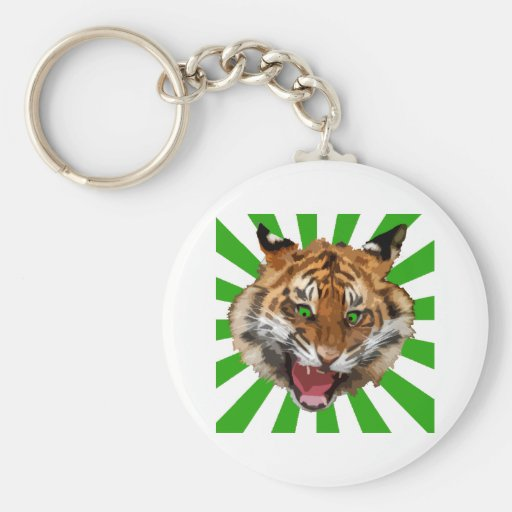 Tiger Cub Key Chains