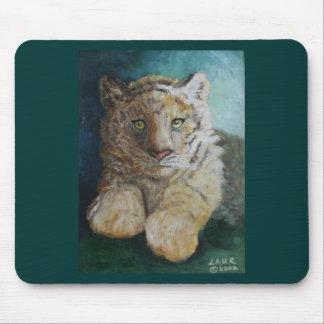 Tiger Cub Mouse Pads