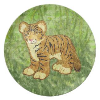 Tiger Cub Plates
