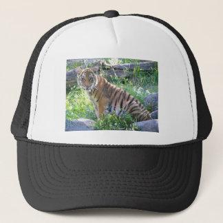 Tiger Cub Portrait 2 Trucker Hat