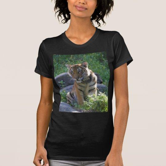 Tiger Cub Portrait T-Shirt