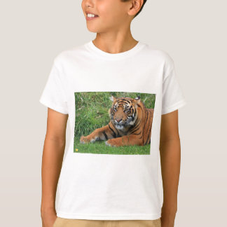 Tiger Cub Portrait T-Shirt