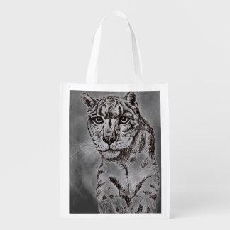 tiger cub reusable grocery bag