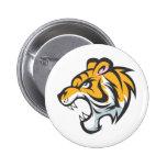 Tiger Cub Shirt   Cute Custom Tiger Cub Shirt Pinback Button