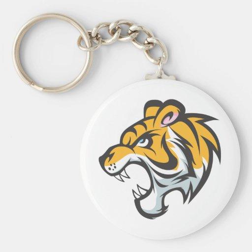 Tiger Cub Shirt   Cute Custom Tiger Cub Shirt Key Chains