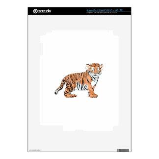 TIGER CUB SKIN FOR iPad 3
