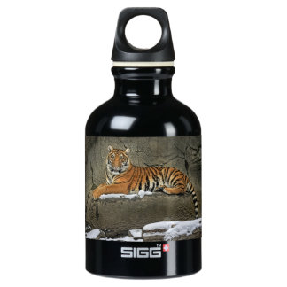 Tiger Cub Statuesque Water Bottle