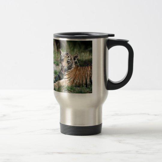 Tiger Cub Travel Mug