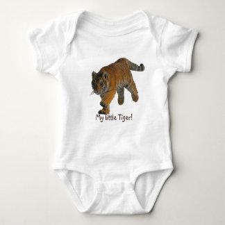 Tiger Cub Wild-Cat Tiger Lover Infant Shirt