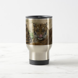 Tiger Cubs Stainless Travel mug