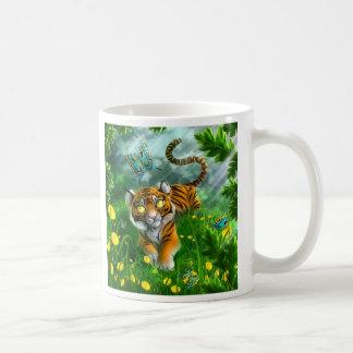 Tiger cup mug