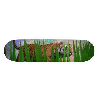 Tiger Custom Skate Board