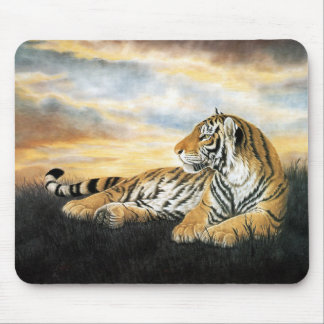 Tiger Dawn Mouse Pad