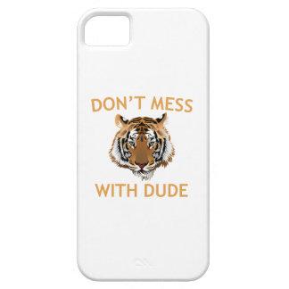 Tiger design iPhone SE/5/5s case