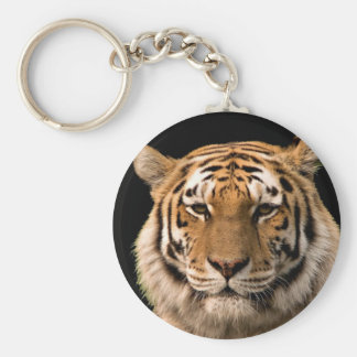 Tiger Design Keychain