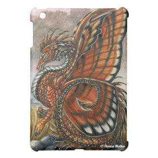 Tiger Dragon Fly iPad Case