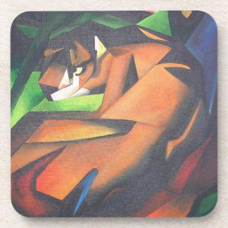Tiger Drink Coaster