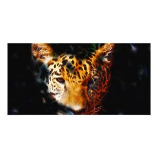 Tiger emerging card