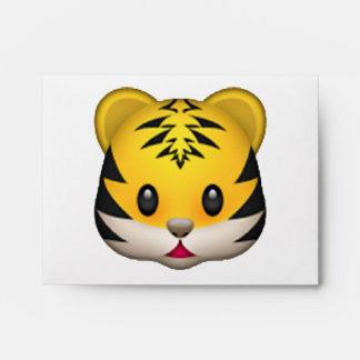 Tiger - Emoji Envelope