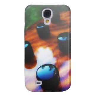 Tiger eye bass pickup knobs close up samsung galaxy s4 cases