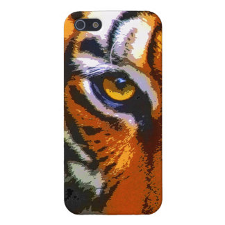 TIGER EYE CASE FOR iPhone SE/5/5s