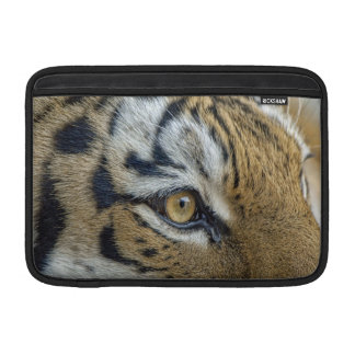 Tiger Eye Close-Up Sleeve For MacBook Air