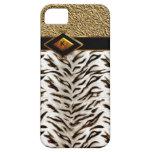 Tiger Eye iPhone 5 Case