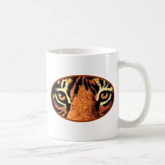 Tiger Eyes Brown The MUSEUM Zazzle Gifts Coffee Mug
