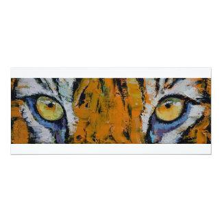 Tiger Eyes Card