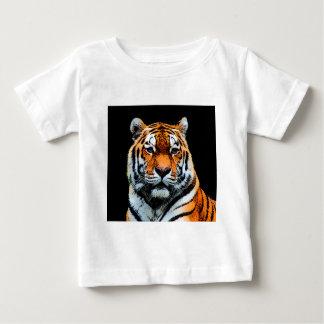 Tiger Eyes Inspirational Baby T-Shirt