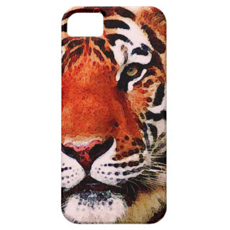 Tiger Eyes iPhone 5 Cases