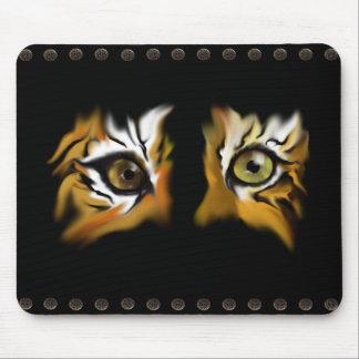 Tiger Eyes Mousepad