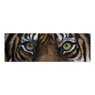 Tiger eyes posters
