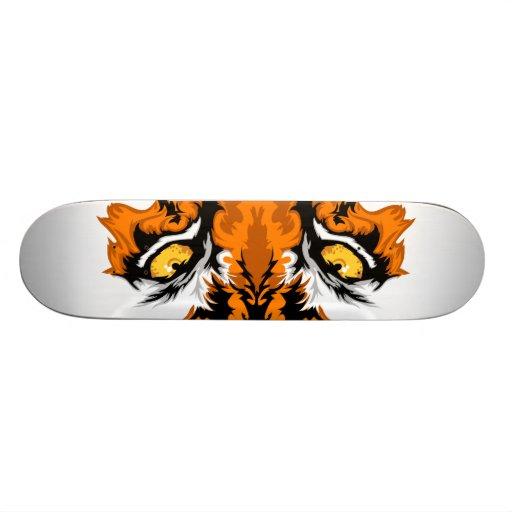 Tiger Eyes Skateboard