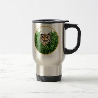 Tiger Eyes travel mug