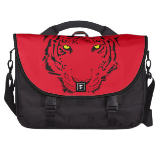 Tiger Face Bags For Laptop