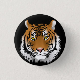 Tiger Face Buttons