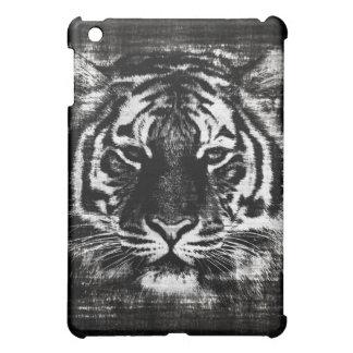 Tiger Face Close-Up 10 Case For The iPad Mini