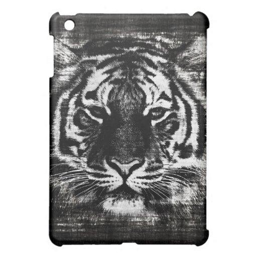 Tiger Face Close-Up 10 iPad Mini Covers