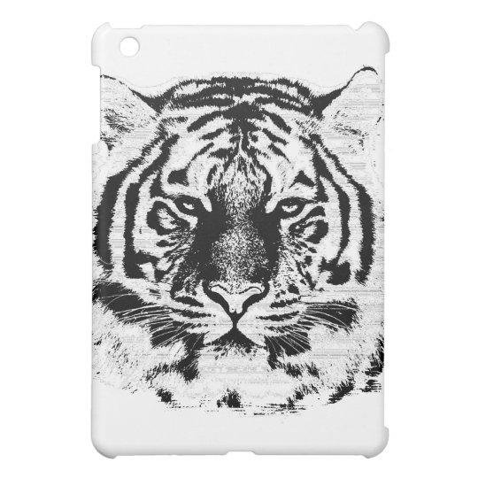 Tiger Face Close-Up 5 Case For The iPad Mini