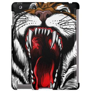 Tiger Face iPad Case