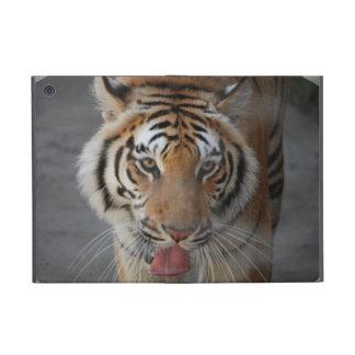 Tiger Face iPad Mini Covers