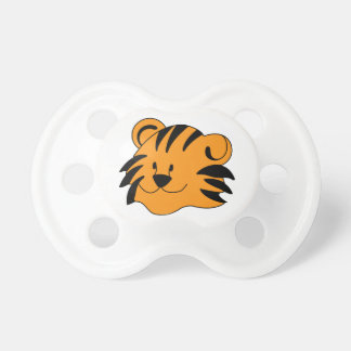 Tiger Face Pacifier
